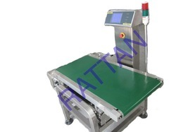 Automatic Check Weighing Scale