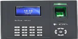 Finger and card Mantra time attendance system MR103, Optional