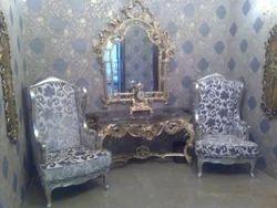 Silver Leafing Furniture Picture