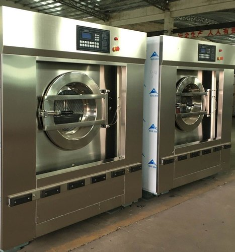 Industrial Washing Machine - Horizontal Industrial Washing Machine  Manufacturer from Salem