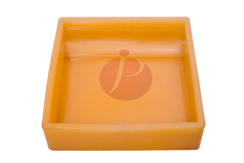 Rubber PVC Kerb Stone Mould (1 ft. x 1 ft. 100mm), Packaging Type: Plastic Gunny Bags