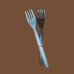 Plastic Disposable Fork 165mm