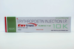 Erytrust 10000Iu Injection