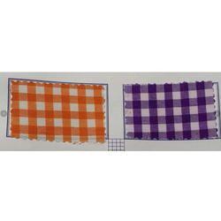 Big Check Fabric