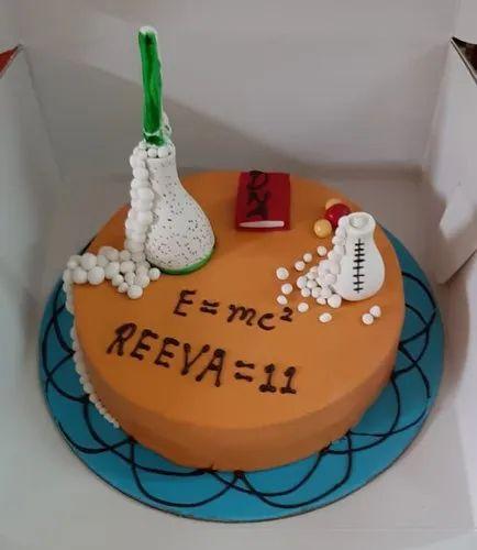 Swell Science Theme Birthday Cake At Rs 3700 Kilogram Theme Cake Id Birthday Cards Printable Trancafe Filternl