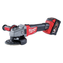 125 mm Brushless Angle Grinder