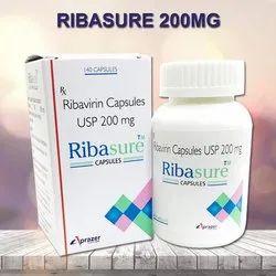 Ribasure 200 mg Capsule