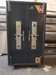 Colored Double Door Security Safe