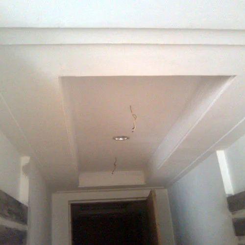 POP Ceiling Work, पीओपी वाला छत का काम, House Ceiling ...