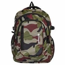 AdventIQ Durable Laptop Backpacks for Men / 32 Liter / Military Camouflage Print
