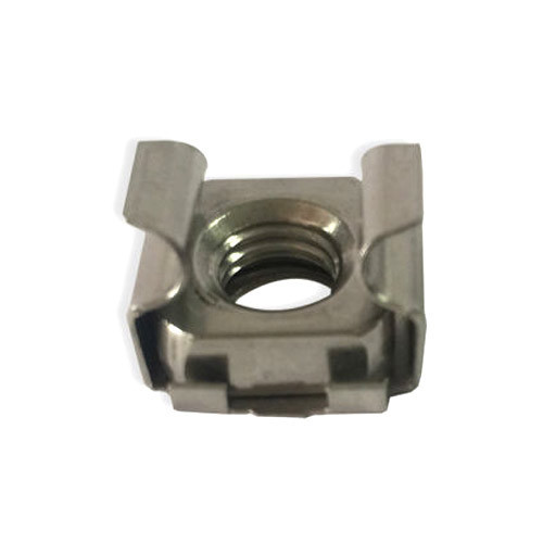 Stainless Steel Cage Nuts, Size: M3-M64