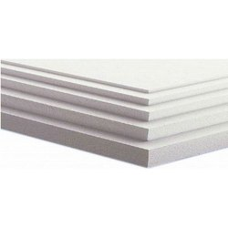 White EPS Thermocol Sheet, For Packaging, Thickness: 5-30 mm