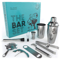 Bar Set with Box Packing