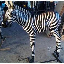 Zebra Statue (Code A18b)
