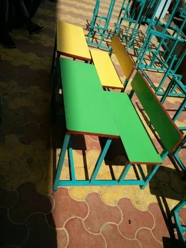 Modern School Furniture - Manufacturer of School Bench and
