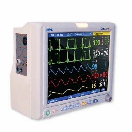 Digital BPL Patient Monitor, Rs 55000 /piece, Reliable ...