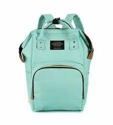 Girl Plain Backpack