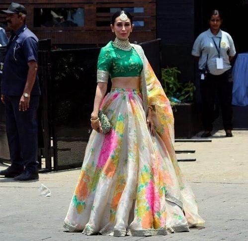 c54a1b8310 Party Wear Latest Designer Bollywood Style Printed Lehenga Choli ...