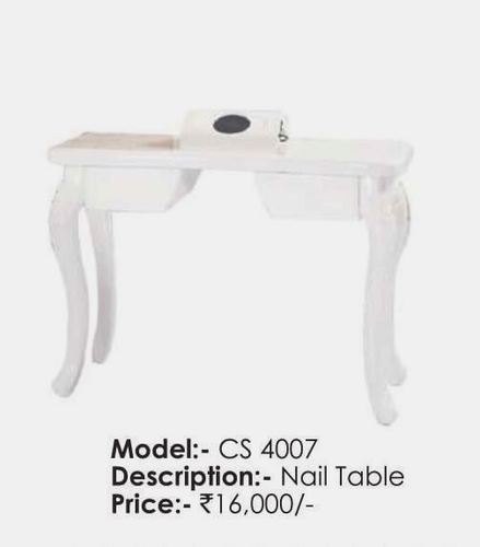 Aromablendz CS 4007 Nail Table