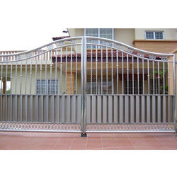 Stainless Steel Security Gate