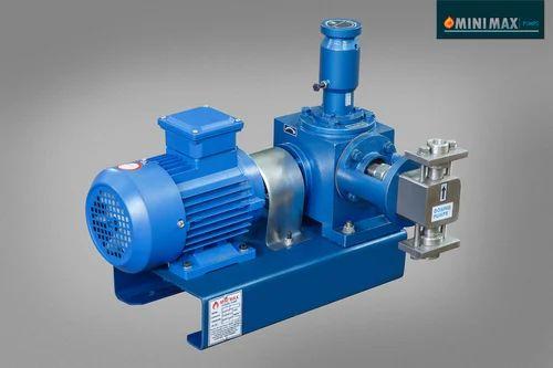 Dosing Pumps - Polypropylene Pumps Manufacturer from Nashik