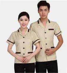Hotel Attendant Uniform