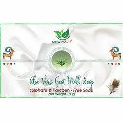 Aloe Vera Goat Milk Soap