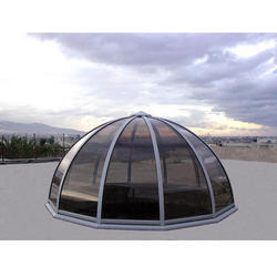Hotel  Dome Polycarbonate Sheet
