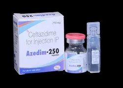 Ceftazidime 250mg Injection