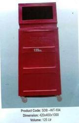 Dust Bin Virgin 125 Ltr.