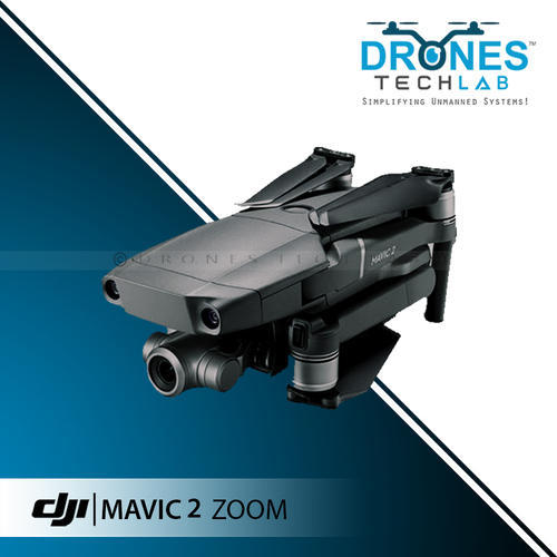 DJI Carbon Fibre Mavic 2 Zoom Combo Kit, Drones Tech Lab