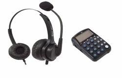 Telephone Dial Pad AR 350 with Headset AR 11N