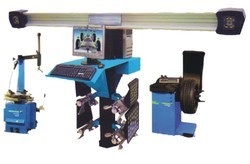 Wheel Alignment Equipments and Accessories