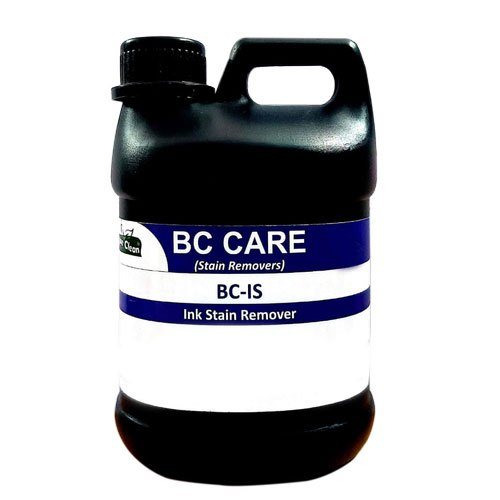 Oxidising Type BC-IS(Ink Stain Removers), Packaging Type: Plastic Can, Packaging Size: 500 Ml
