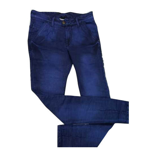 Boys Cotton Fashion Casual Jeans
