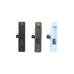 4 Inch PVC Sliding Window Concealed Lock