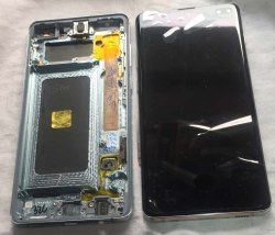 Samsung S10plus Folder Original, Screen Size: 5 Inches