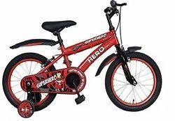 Steel Black Hero Superhero 16T Child Bicycle