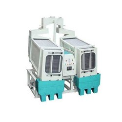 Double Body Gravity Paddy Separator Machine