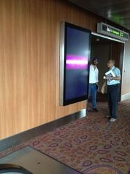Wall Mounted Digital Signage