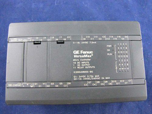 GE Fanuc ic200udr005-bg plc