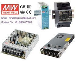 Meanwell AC/DC Enclosed Switching Power Supply
