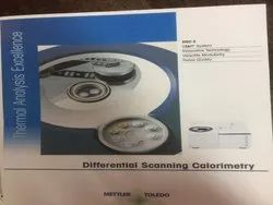 Dsc-Differential Scanning Calorimetry -Dsc Mettler-Toledo