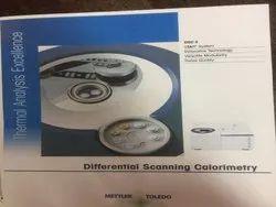 Dsc-Differential Scanning Calorimetry -Dsc Mettler-Toledo