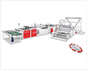 Fully Automatic Vavle Port Filling Bag Making Machine