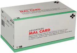 ADV MAL CARD 50 Test, For Hospital