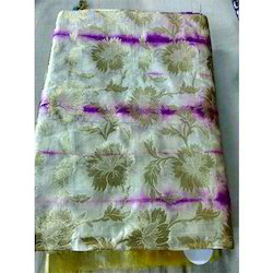Pure Silk Katan Brocade
