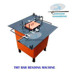 Semi-Automatic Stirrup Bending Machine, Capacity: 12 Mm, Model Name/Number: Ae