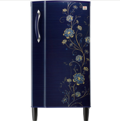 Godrej RD EDGE 200 WHF 3 Point 2 Refrigerator-Art Blue