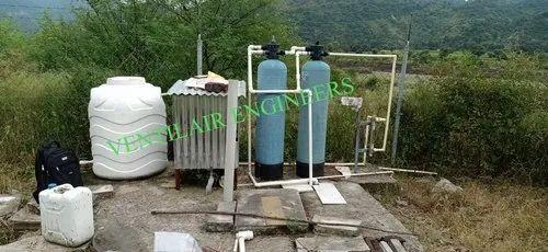 Capsule Sewage Treatment Plant
